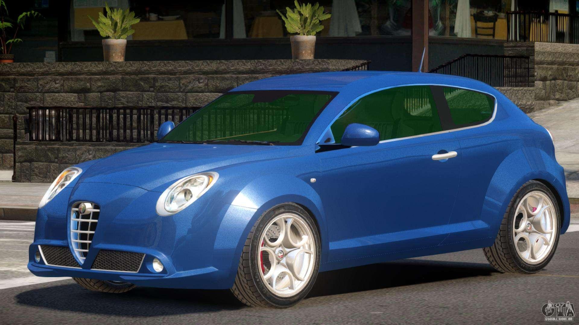 Alfa Romeo Mito St Para Gta 4