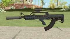 Bullpup Rifle (Two Upgrades V10) Old Gen GTA V