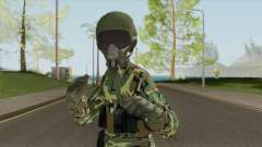 Army Skin (Air Combat) para GTA San Andreas