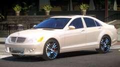 Mercedes-Benz W22 Brabus para GTA 4
