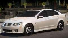 Pontiac G8 GXP V1 para GTA 4