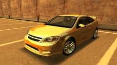 Chevrolet Cobalt SS Yellow