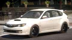 Subaru Impreza WRX STi Y9