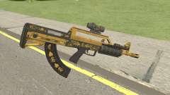 Bullpup Rifle (Two Upgrades V4) Main Tint GTA V para GTA San Andreas