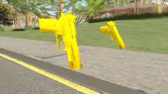 Bren Ten (Gold) para GTA San Andreas