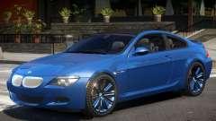 BMW M6 Y10 para GTA 4