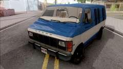 Dodge Ram Van 1989 para GTA San Andreas