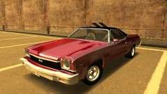 1973 Chevrolet El Camino SS 350