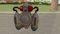 Jetpack (Fortnite) HQ para GTA San Andreas