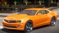 Chevrolet Camaro SS V1.0 para GTA 4