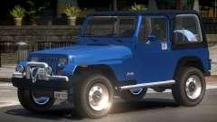 1986 Jeep Wrangler para GTA 4
