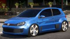 Volkswagen Golf Custom para GTA 4