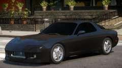 Mazda RX7 V2 para GTA 4