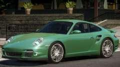 Porsche 997 Turbo V1.1 para GTA 4