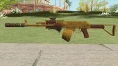 Assault Rifle GTA V (Complete Upgrade V1) para GTA San Andreas