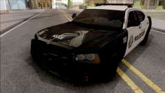 Dodge Charger Police Car 2020