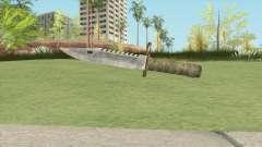 Combat Knife (RE2 Remake) para GTA San Andreas