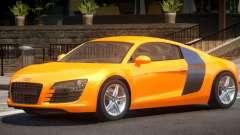 Audi R8 Y11 para GTA 4