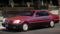 1994 Mercedes Benz C140 para GTA 4