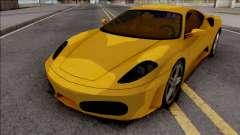 Ferrari F430 Low Poly