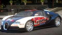 Bugatti Veyron S V1.1 PJ1