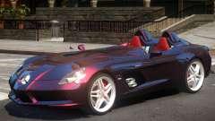 Mercedes-Benz SLR Stirling Moss para GTA 4