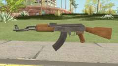Shrewsbury Assault Rifle GTA IV