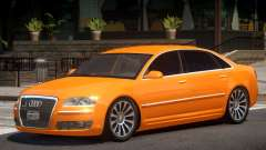 Audi A8 Tuned para GTA 4