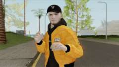 Khabib Nurmagomedov (Outfit Random) para GTA San Andreas