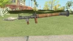 Rocket Launcher GTA IV para GTA San Andreas