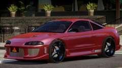 Mitsubishi Eclipse Custom para GTA 4