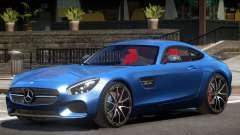 Mercedes SLS AMG Tuned para GTA 4