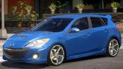 Mazda 3 V1.0 para GTA 4