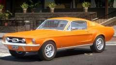 1967 Ford Mustang V1.1 para GTA 4