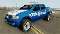 Mitsubishi L200 (De La Policia Federal Mexicana)