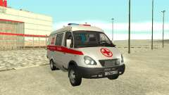 GAZ 3302 Emergência para GTA San Andreas