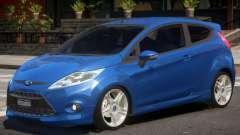 Ford Fiesta V1.0 para GTA 4