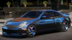 Nissan Skyline 350GT para GTA 4