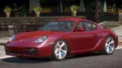 Porsche Cayman ST para GTA 4