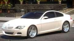 BMW M6 Stock para GTA 4