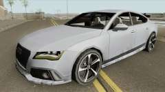 Audi RS7 2014 (White Interior) para GTA San Andreas