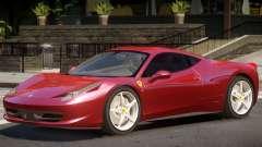 Ferrari 458 Upd