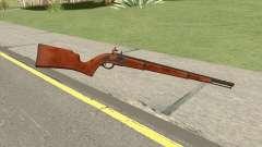 Edinburgh Musket (Orange) GTA V para GTA San Andreas