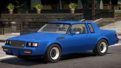 1987 Buick GNX V1 para GTA 4
