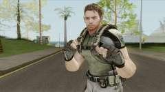 Chris Redfield (Resident Evil 5) para GTA San Andreas
