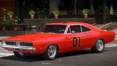 Dodge Charger G-Lee para GTA 4