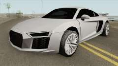 Audi R8 V10 Plus Coupe (SA Style) 2016 para GTA San Andreas