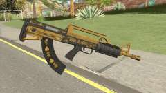 Bullpup Rifle (Base V2) Main Tint GTA V para GTA San Andreas