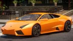 Lamborghini Reventon V1.0 para GTA 4