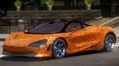 McLaren 720S V1.0 para GTA 4